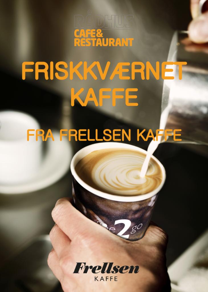 Friskkværnet Kaffe fra Frellsen
